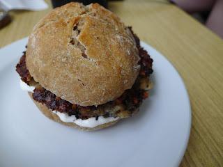 Hamburger (bez mäsa)