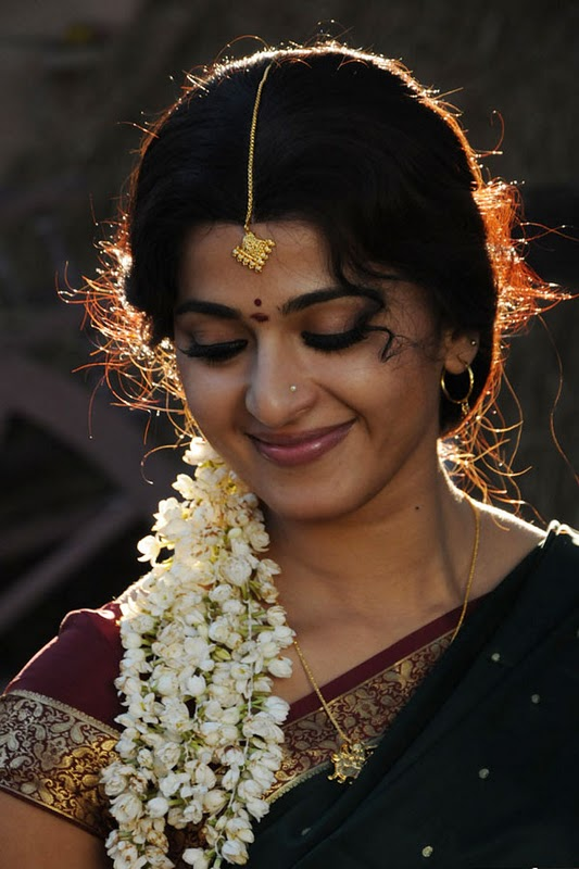 Indian Movie Actress Anushka In Traditional Wedding Dress