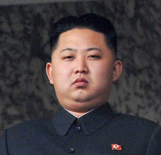 Kim Jong-un hairstyle