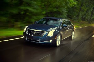 2016 Cadillac XTS Premium Full-Size Sedan Car Review Specs