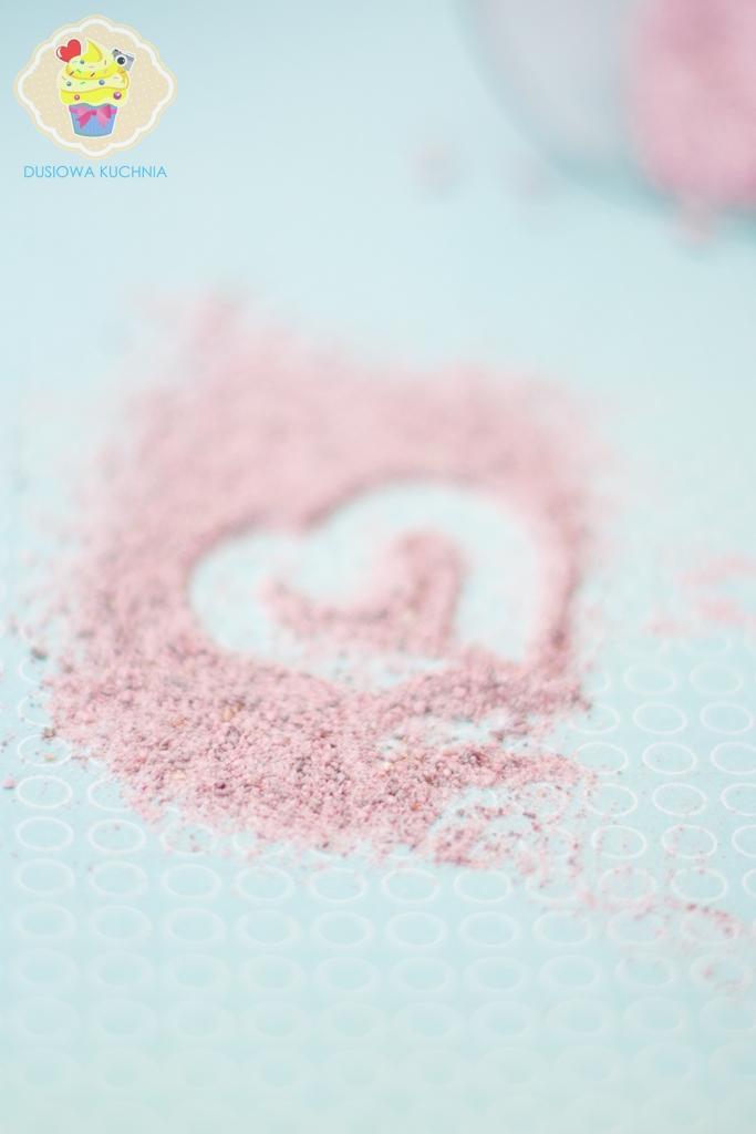 hibiskusowy cukier puder