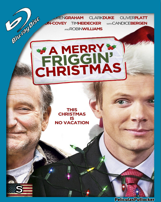 Merry Friggin Christmas [BrRip 720p][Subtitulada][SD-MG-1F]