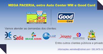 WM AUTO CENTER BOSH CAR SERVICE