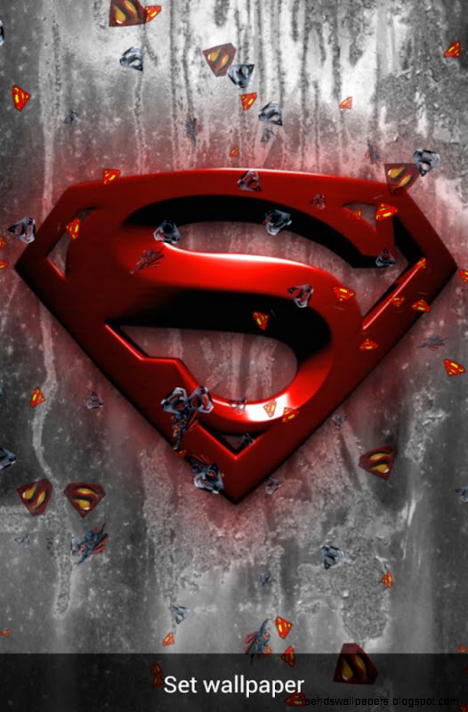 View Original Size Superman Live Wallpaper Android Download Image Source From This
