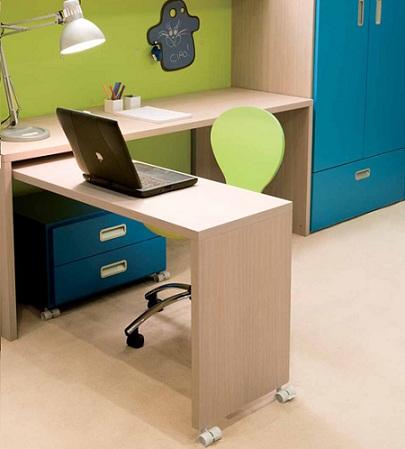 estilocolor escritorio doble