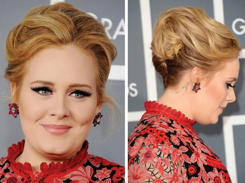 Peinados De Novia Peinados Para Cabello Lacio Cara Redonda