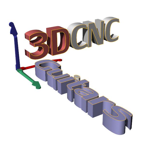 3D CNC GUITARS