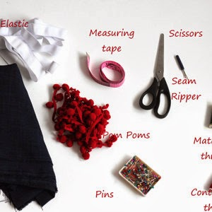 Nirma skirt Supplies