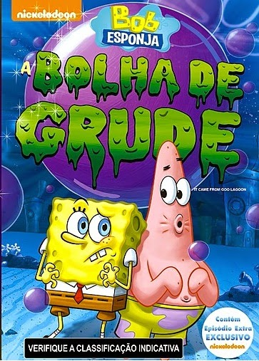 bob2 Download   Bob Esponja   A Bolha de Grude   DVDRip AVI + RMVB Dublado