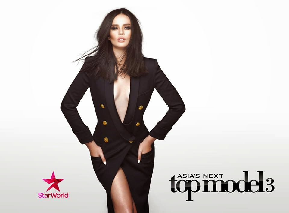 Georgina Wilson To Host 'Asia's Next Top Model'