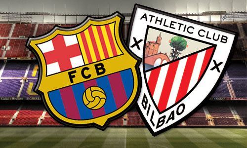 Final Copa Del Rey [FCBarcelona-Athletic de Bilbao] Barcelona-athletic
