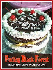 Aneka Puding Cake