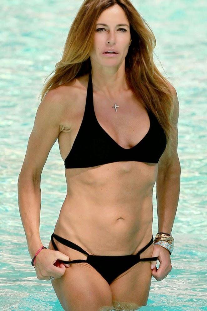 Kelly Bensimon Bikini Nude Photos 73