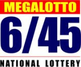 6/45 Mega Lotto