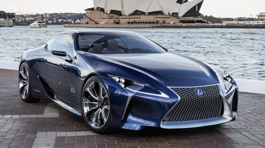 トヨタとBMWがミッドシップの高性能スポーツカーを開発とのウワサ