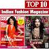 Top 10 Indian Fashion Magazines - Best Fashion and Lifestyle Magazines