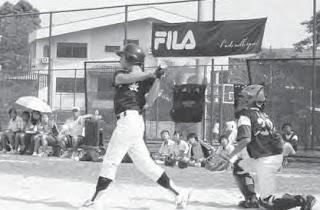 Teknik Cara Memukul Pada Permainan Softball Atau Baseball