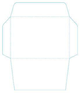 neon fizz design diy pretty envelope tutorial. Black Bedroom Furniture Sets. Home Design Ideas