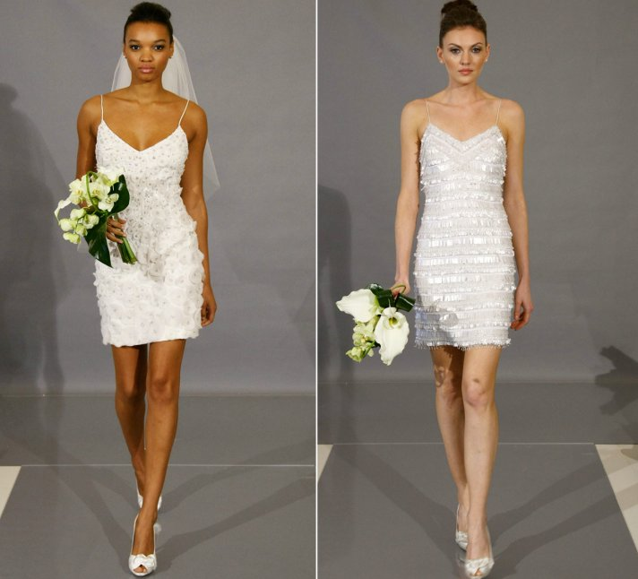 the ultimate selection of little white wedding dresses trend