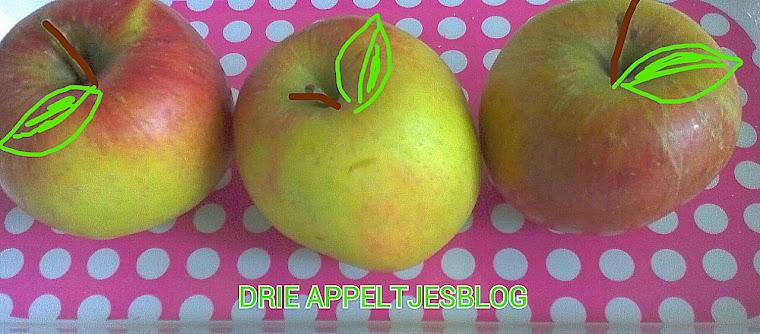 Drieappeltjesblog