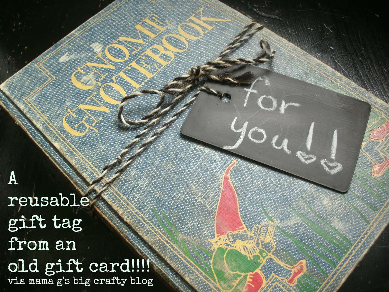 http://bigcraftyblog.blogspot.com/2013/01/upcycling-gift-cards.html?showComment=1390059215881#c7681576984147939721