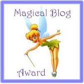 I won the Magical Blog Award!