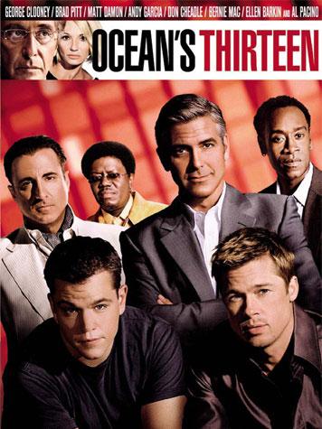 12 Tên Cướp Thế Kỷ Vietsub | Oceans Twelve (2004)