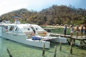 Paseo en Catamaran Mochima
