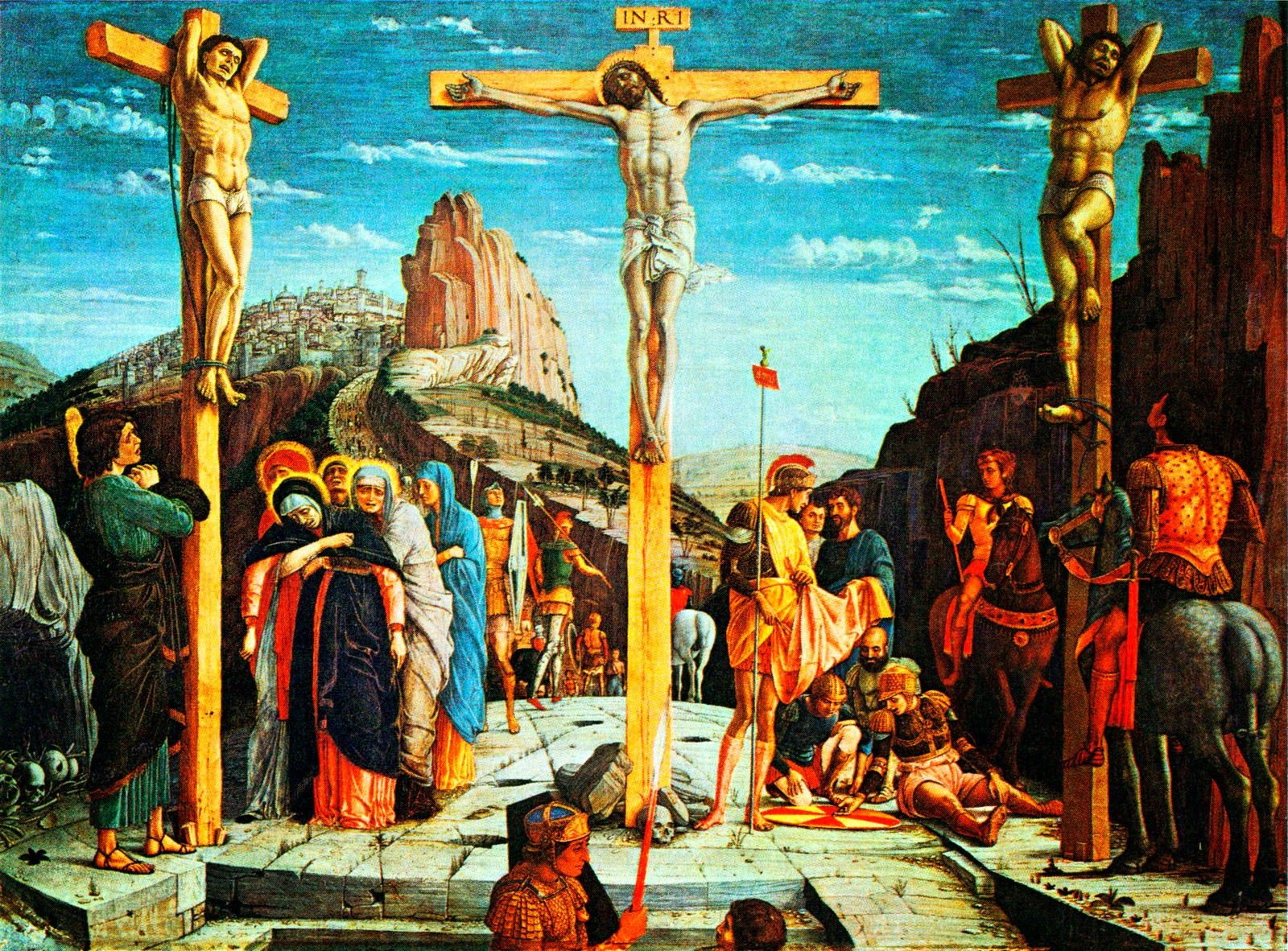 art now and then art and jesus the crucifixion