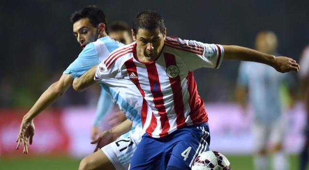 paraguay argentina en vivo onine - eliminatorias 2015