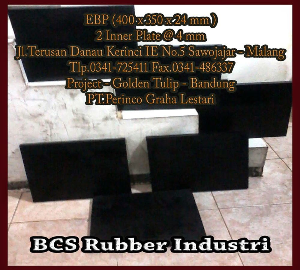 Elastomer Bearing Pad BCS Rubber #Special and Competitive Price #Good Quality ,Bantalan Jembatan ,Elastomeric Bearing Pads