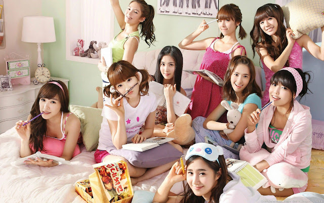 Girls Generation SNSD Wallpaper HD 소녀시대/少女時代 6