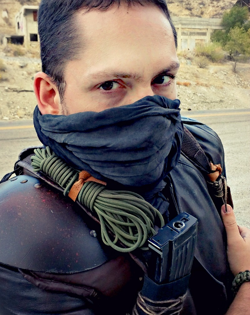 mad max fury road cosplay, diy halloween costume