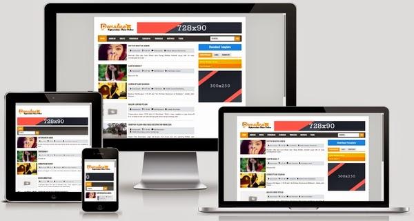 Pemaline Responsive Blogger Template Free Download