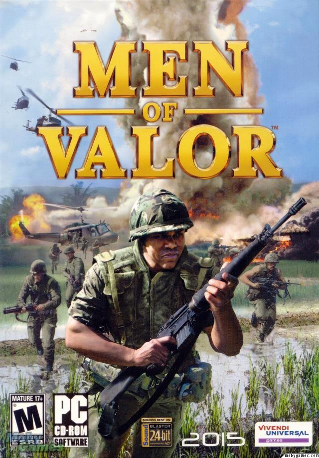 اقوى العاب الاكشن والحروب الرائعة Men Of Valor كاملة حصريا تحميل مباشر Men+Of+Valor