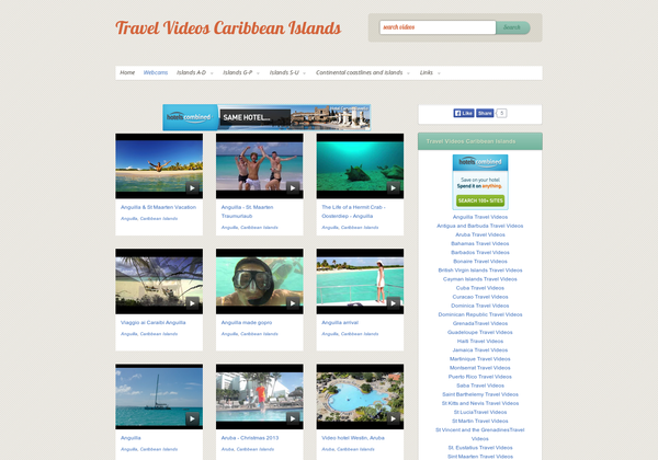 Travel Videos Caribbean Islands