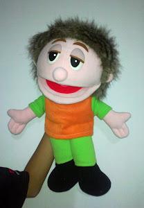 Boneka muppet mini