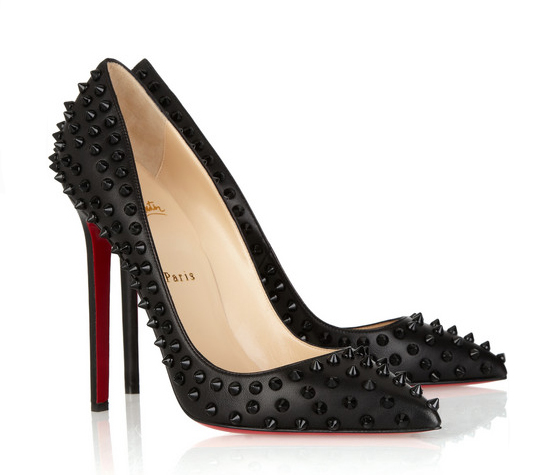 Spike Black Christian Louboutin