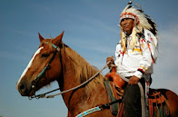 Chief Arvol Looking Horses blesses 'Buffalo Camp' resisting tarsands pipeline