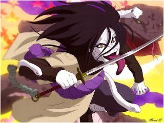 anime manga accion ninjas naruto