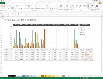 Full Antivirus y Optimizacion: Office 2013 Preview Release Español 32