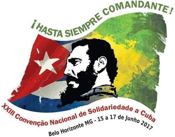 CONVENÇÃO NACIONAL SOLIDARIEDADE A CUBA