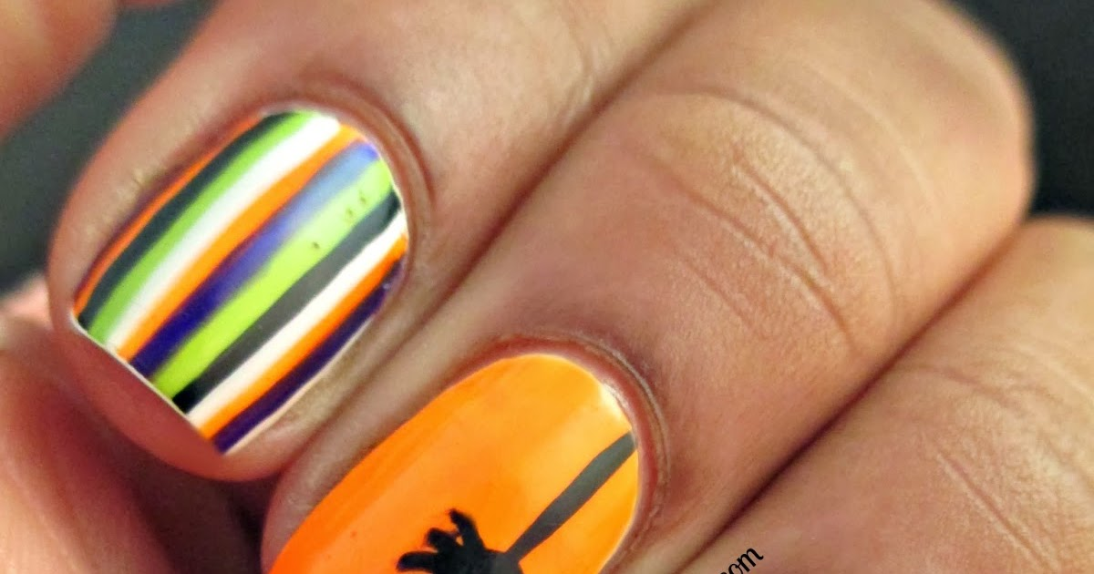 julep halloween nails