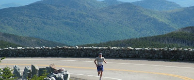 Whiteface Uphill Footrace photo courtesy of Whitefaceregion.com.
