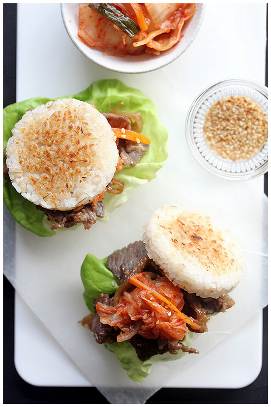 Bite-Size Bulgogi Burgers Recipes — Dishmaps
