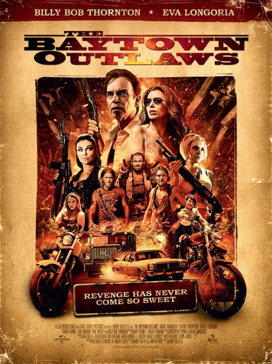 The Baytown Outlaws – DVDRIP LATINO
