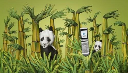 17-China-Pandas-Guido-Daniele-Artist-Hand-Painting-Italian