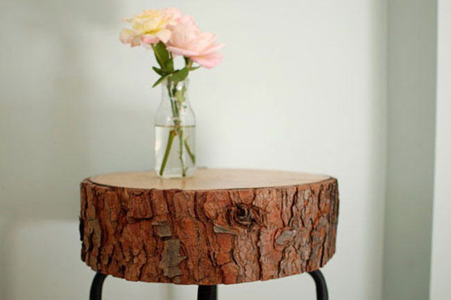 Hvh Interiors Wooden Slab Coffee Tables