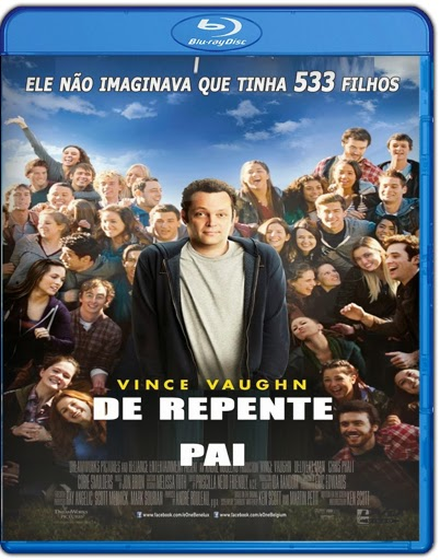 De Repente Pai BluRay 720p Dublado – Torrent
