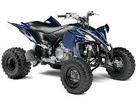 2013 Yamaha Raptor YFZ450R SE ATV pictures 2